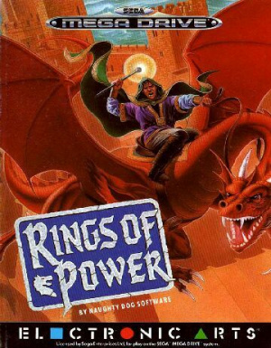 Rings of Power sur MD