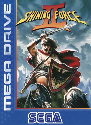 Shining Force II sur MD