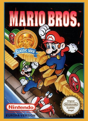 Mario Bros. sur Nes