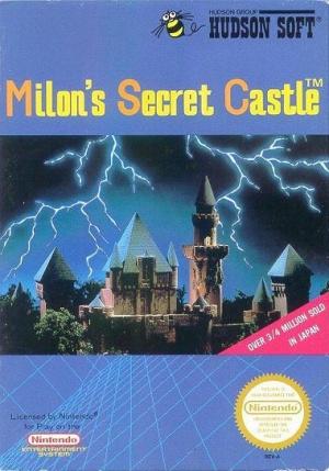 Milon's Secret Castle sur Nes