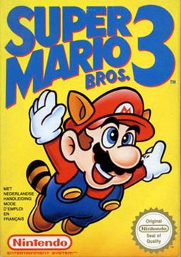 Super Mario Bros. 3 sur Nes