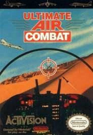 Ultimate Air Combat sur Nes