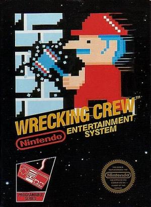 Wrecking Crew sur Nes
