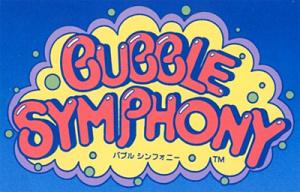 Bubble Symphony sur Amiga