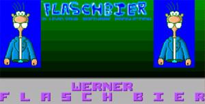 Flaschbier sur Amiga