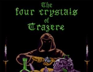 The Four Crystals Of Trazere sur Amiga