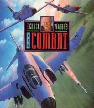 Chuck Yeager's Air Combat sur Mac