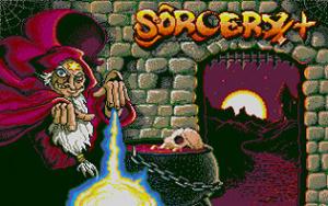 Sorcery + sur Amiga