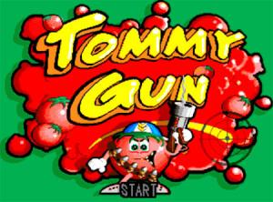 Tommy Gun sur Amiga