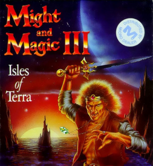 Might and Magic III : Isles of Terra sur Mac