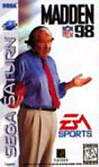 Madden NFL 98 sur Saturn