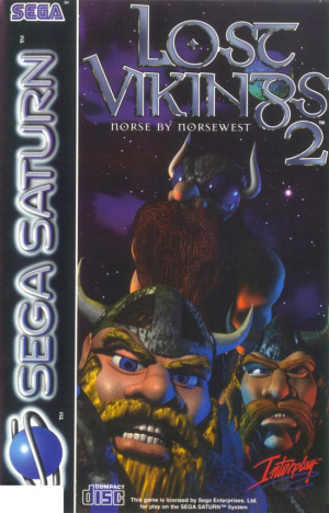 The Lost Vikings 2 sur Saturn