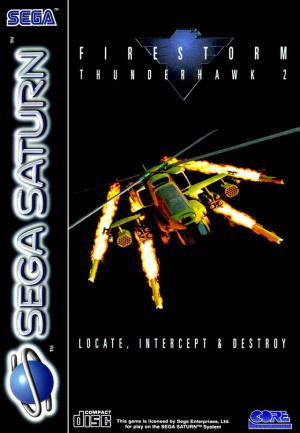Thunderhawk 2 : Firestorm sur Saturn