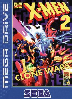 X-Men 2 : Clone Wars sur MD