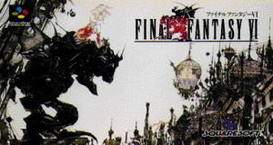 Final Fantasy VI sur SNES