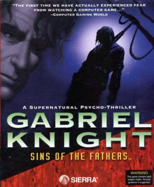 Gabriel Knight : Sins of the Fathers sur Mac