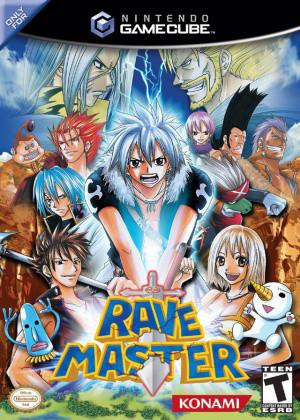 Rave Master sur NGC