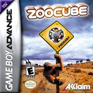 Zoocube sur GBA