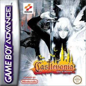 Castlevania : Aria of Sorrow sur GBA