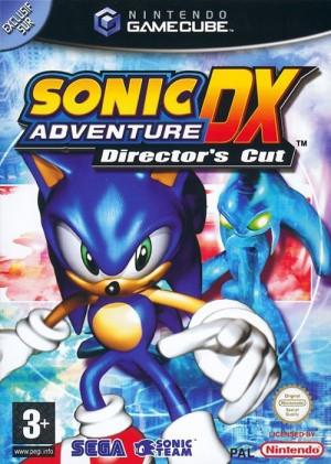 Sonic Adventure DX : Director's Cut sur NGC