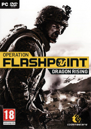 Operation Flashpoint : Dragon Rising sur PC
