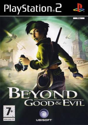 Beyond Good & Evil sur PS2