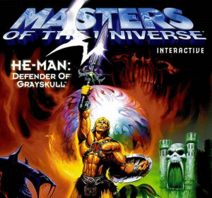Masters of the Universe : He-Man : Defender of Grayskull sur Xbox