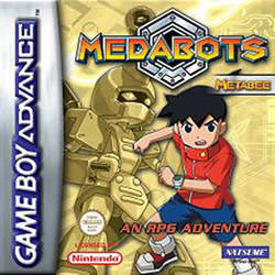 Medabots sur GBA
