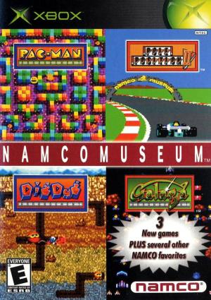 Namco Museum sur Xbox