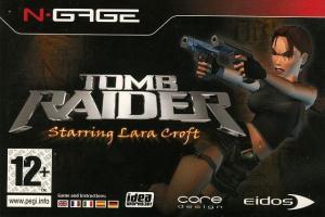 Tomb Raider sur NGAGE