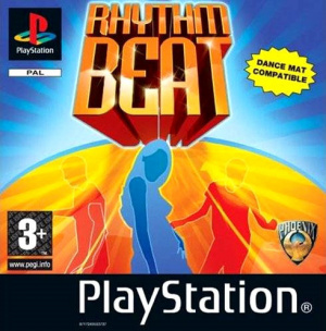 Rhythm Beat sur PS1