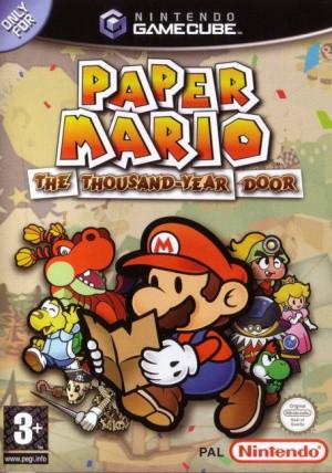 Paper Mario : La Porte Millénaire sur NGC