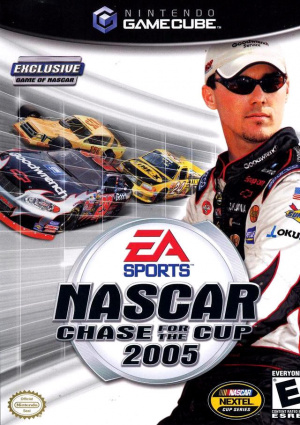 NASCAR Thunder 2005 : Chase for the Cup sur NGC