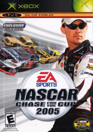 NASCAR Thunder 2005 : Chase for the Cup sur Xbox