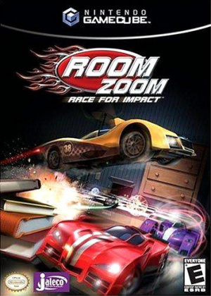 Room Zoom : Race for Impact sur NGC