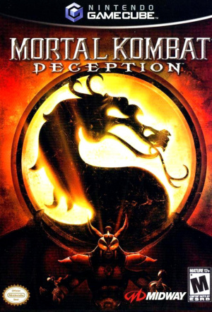 Mortal Kombat Mystification sur NGC