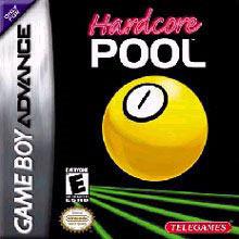 Hardcore Pool sur GBA
