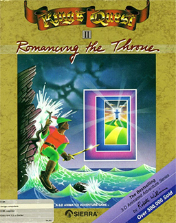 King's Quest II : Romancing the Throne