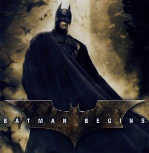 Batman Begins sur PSP