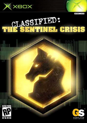 Classified : The Sentinel Crisis sur Xbox