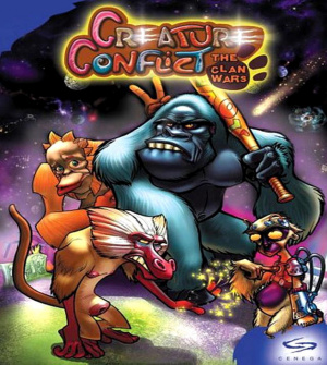 Creature Conflict : The Clan Wars sur Xbox