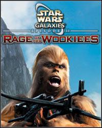 Star Wars Galaxies : Rage of the Wookiees sur PC