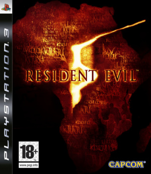 Resident Evil 5 sur PS3