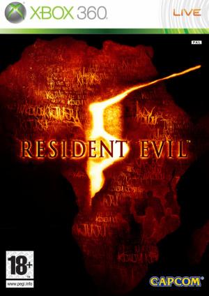 Resident Evil 5 sur 360