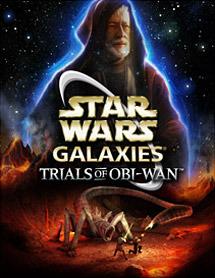 Star Wars Galaxies : Trials of Obi-Wan sur PC