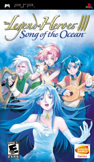 The Legend of Heroes III : Song of the Ocean