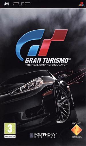 Gran Turismo sur PSP