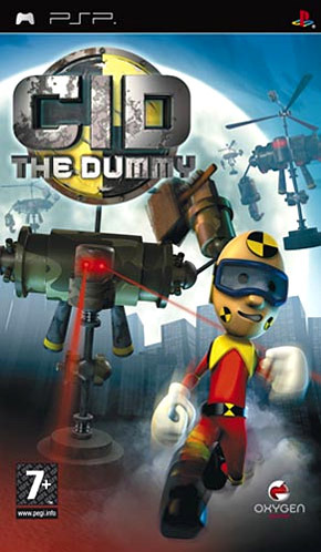 Cid the Dummy sur PSP