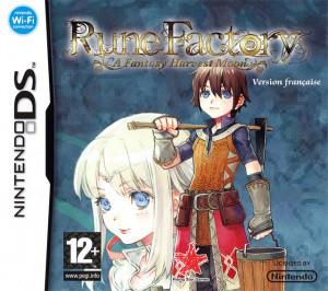 Rune Factory : A Fantasy Harvest Moon sur DS