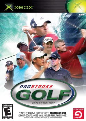 ProStroke Golf : World Tour 2007 sur Xbox